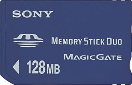 SONY メモリースティック デュオ MSH-M128N 128MB