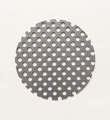 93Φ Solo Stove Lite ロストル ソロストーブ ライトペレット用 電気メッキ鋼板 板厚1.6ミリ 当店オリジナル◆ハンドメイド (穴直径5mm)