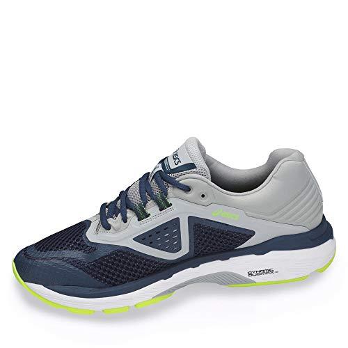 Asics GT-2000 6, Zapatillas de Running Hombre, Azul (Dark Blue/Dark Blue/Mid Grey 4949), 46 EU