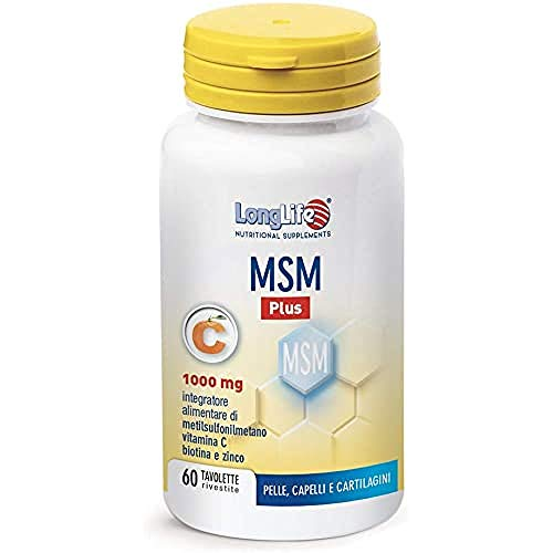 Longlife Msm Plus - 110 Gr