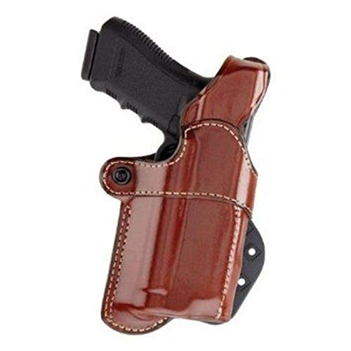 Aker Leather 267 Nightguard Paddle Holster for Weapons with...