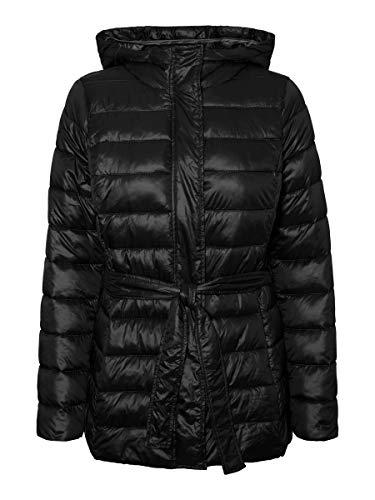 Vero Moda VMSORAYALYDIA Jacket Boos Giacca, Nero, XL Donna