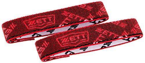 ZETT(ゼット) 少年野球 ストッキングホルダー 2本入り レッド(6400) BOX190J