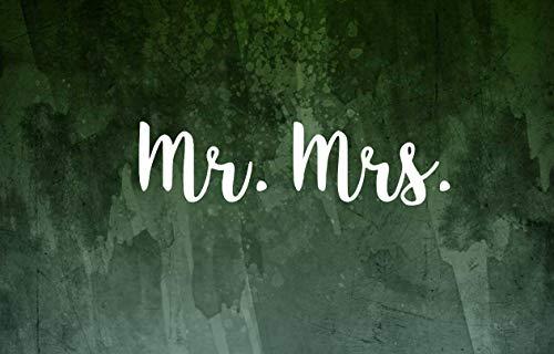 De heer mevrouw Decals, de heer & mevrouw Decal, de heer en mevrouw Decal voor tekenen, huwelijksstickers, huwelijksstickers, de heer en mevrouw Decal voor bekers, Wifey Hubby Decals