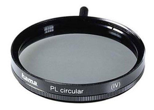 Hama Polarisations-Filter, 8-fach Vergütung, Für 62 mm Foto-Kameraobjektive, HTMC