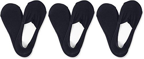 [グンゼ] フットカバー 靴下 ボディワイルド 3足組 BDF002 メンズ ダークグレー 日本 25-27 (日本サイズM-L相当)