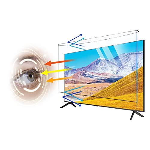 "AWSAD 32\""-50\"" Acryl-Anti-Blaulichtfilter, hängend an abnehmbarem TV-Displayschutz, 11 Größen (Size : 46 inch 1017 * 570mm)"