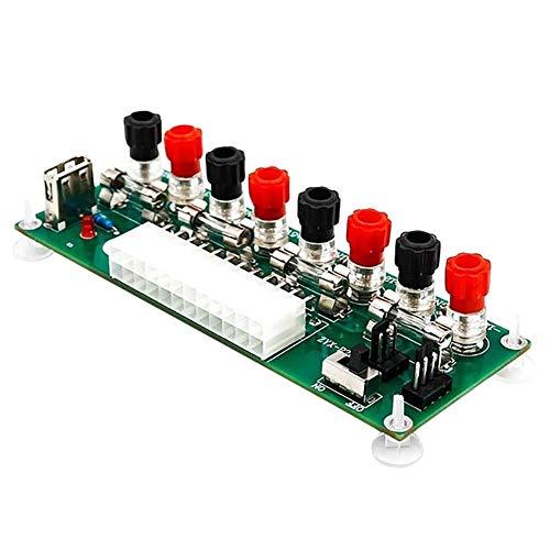 LXH-SH Tarjeta complementaria Circuito eléctrico 24 Pernos ATX eléctricos for mesas de...