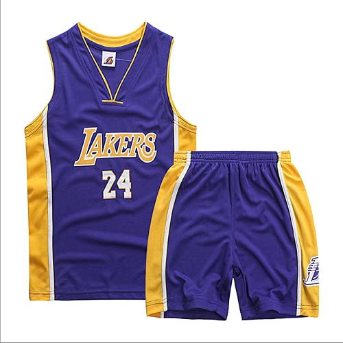 TYTF Conjunto de camiseta de baloncesto