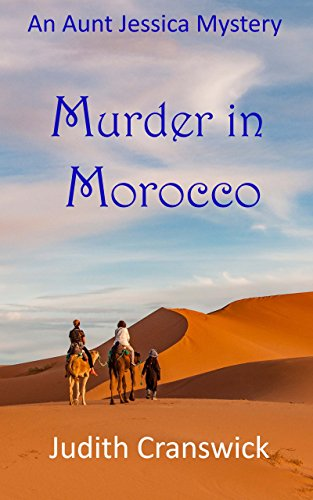 Murder In Morocco by Judith Cranswick ebook deal