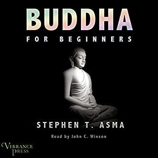 Buddha for Beginners audiobook cover art