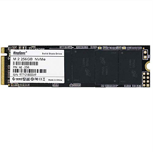 SSD HD Disco Rígido 256gb PCIe NVMe 2280/2242 KingSpec