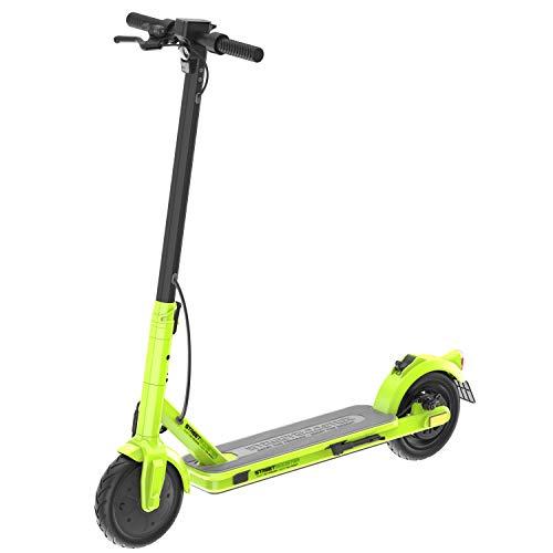 STREETBOOSTER One - E-Scooter mit Straßenzulassung und App aus dem Fachhandel (Grün) - 3