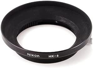 Nikon HK-6 Slip-On Lens Hood for 20mm f/3.5 Nikkor AI Lens