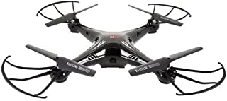 Syma X5SC Explorers 2 - 2.4G 4 Channel 6-Axis Gyro RC Headless Quadcopter With HD Camera - Black
