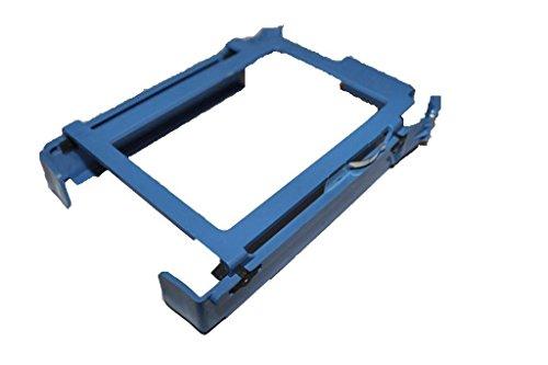 Crown Trade blau Dell Festplattenrahmen für Dimension E310 3100 9150 9200 5150 5100 E510 Optiplex GX520 GX620 Optiplex 960 320 330 360 210L Optiplex 740 745 755 760 SMT (Tower) Teilenummer: H7283 U6436 YJ221 RH991 (UK)