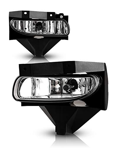 02 mustang fog lights - 3