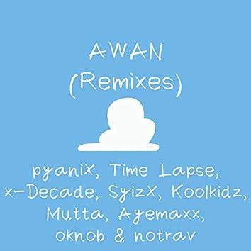 Awan (Remixes)
