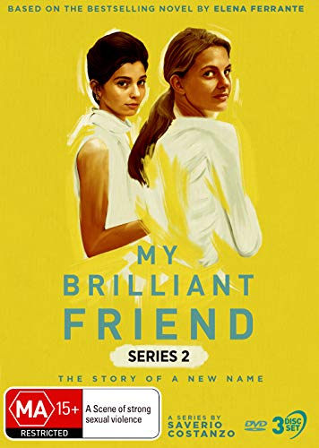 My Brilliant Friend: Series 2-The Story Of A New Name [PAL/0]