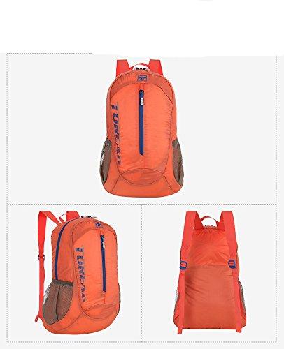 sac à dos d'escalade Femmes de plein air 20L Orange