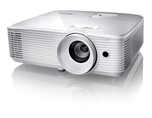 "Optoma HD29H Video - Proyector (3400 lúmenes ANSI, DLP, 1080p (1920x1080), 50000:1, 16:9, 711,2-7645,4 mm (28-301""))"
