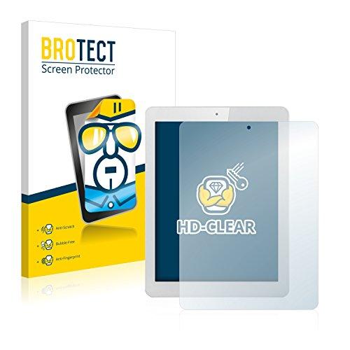BROTECT Protector Pantalla Compatible con Teclast X98 Plus II Protector Transparente (2 Unidades) Anti-Huellas