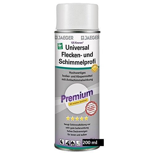 Jaeger Kronen® Universal Flecken- und Schimmelprofi Spray, weiss (200 ml)