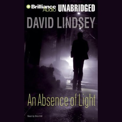 An Absence of Light audiobook cover art