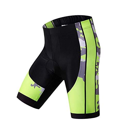 Shorts de ciclismo antideslizantes Pantalones cortos de ciclismo de verano for hombre...