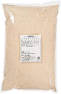 ふすまパンミックス / 1kg TOMIZ/cuoca(富澤商店) パン用ミックス粉 HBミックス粉 糖質OFF ブランパン ホームベーカリー