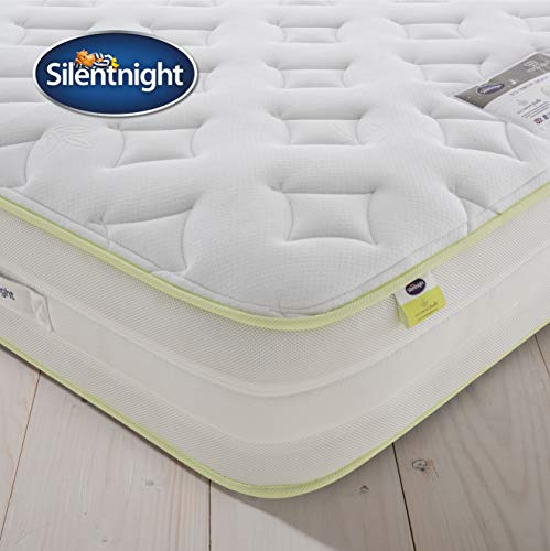 Silentnight Mattress, Cotton, Super King