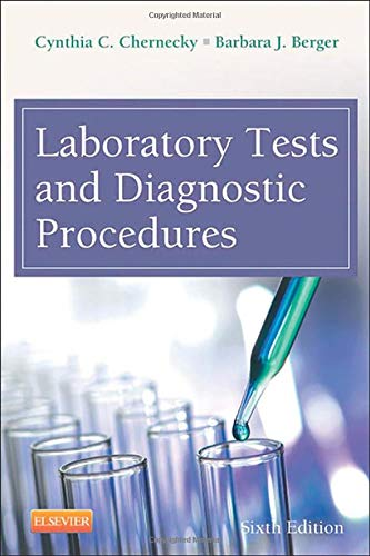Laboratory Tests and Diagnostic Procedures, 6e