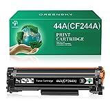 GREENSKY Cartucho de Tóner Compatible Reemplazo para HP CF244A 44A para HP Laserjet Pro MFP M28a MFP M28w M15a M15w Impresora (1 Negro)