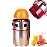 Citrus Juicer Stainless Steel Juicer Extractor Lemon Lime Orange Grapefuit Juice Fruit Squeezer Juicers Machine Include Filter 1 Piece