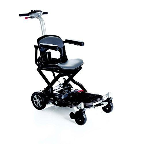 Cosmo médica - Silla de ruedas eléctrica de aluminio plegable