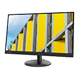 Lenovo C27-35 68,58 cm (27 Zoll, 1920x1080, Full HD, 75Hz, entspiegelt) Monitor (VGA, HDMI, 4ms Reaktionszeit, AMD Radeon FreeSync) schwarz