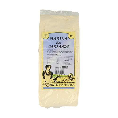 HARINA DE GARBANZO SIN Gluten Bio 500 g, No aplicable