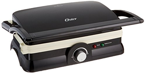 Oster Dura Ceramic Panini Maker and Grill review