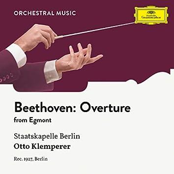 Beethoven: Egmont: Overture