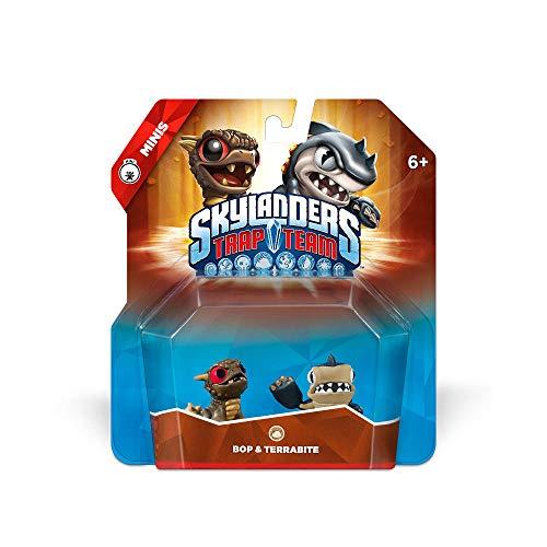 Skylanders Trap Team: Bop & Terrabite - Mini Character 2 Pack by Activision