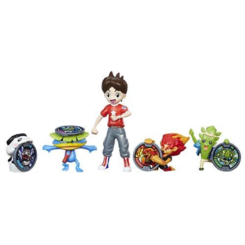 mächtig Hasbro Yo-Kai Uhr B8803EU5 – Mutter und 4 Medaillengewinner, 5 Set