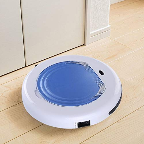 Why Should You Buy CattleBie Intelligent Dust Collector/Home Sweep The Floor Robot (Color : Blue)
