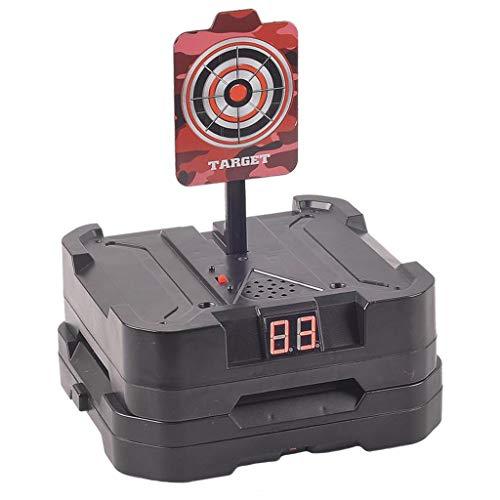 SunniMix Objetivo de Disparo electrónico, Objetivo de reinicio automático de puntuación para niños, Objetivos Digitales con Efecto de Sonido Ligero, Juguetes