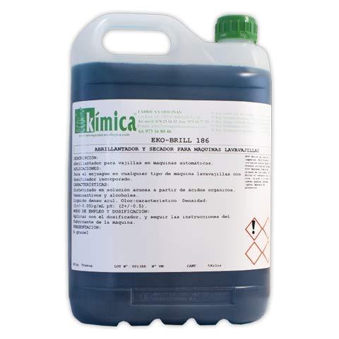 DOJA Industrial | DetergenteLAVAVAJILLAS Industrial ALFIVA | Detergentes LAVAVAJILLAS 5 Kg, Maquinas...