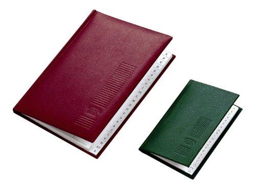 Adressbuch A6 Veloflex #5168.2 Farblich sortiert