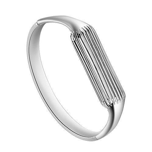 Aresh Compatible with Fitbit Flex 2 Bangle, New Fashion Accessory Bracelet...