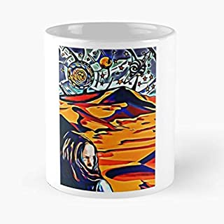 The Empty Quarter Or Scheherazade Classic Mug - Funny Coffee Mugs For Halloween, Holiday, Christmas Party Decoration 11 Ounce White Lilacoo.