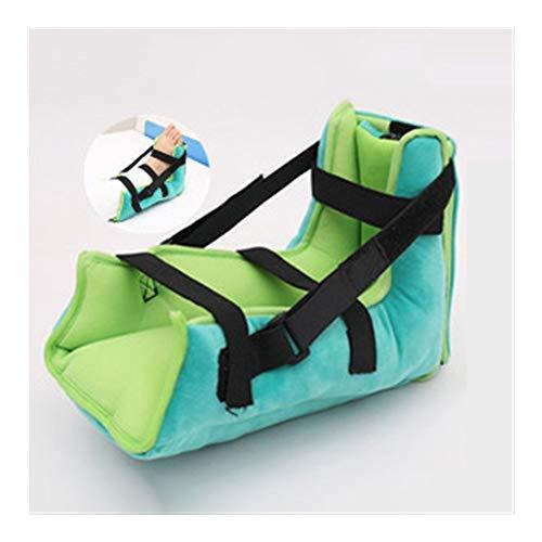 JJZXPJ Heel Cushion Protectors,Foot Pillow Anti-Decubitus Heel Protectors to Relieve Pressure from Sores and Ulcers, Adjustable in Size