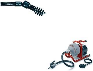 Ridgid 71722 K-40G PF Drain Cleaner & Ridgid 63065 T-217 4