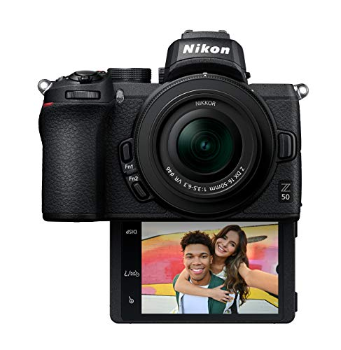 Z 50 DX-Format Mirrorless Camera Body w/ NIKKOR Z...